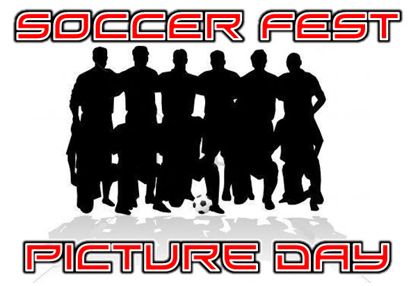 Picture Day / Soccer Fest - Aug. 20, 1pm-9pm