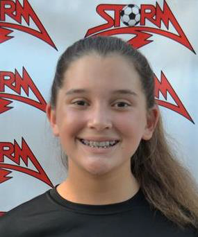 Storm Player Chosen for 2004 Cal South Pro+ ODP